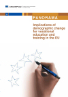 Implications of demographic change for vocational education and training in the EU