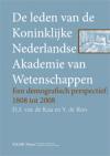 De leden van de Koninklijke Nederlandse Akademie van Wetenschappen: een demografisch perspectief, 1808-2008